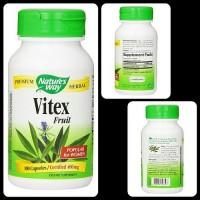 حبوب Vitex للحمل منشط للمراة