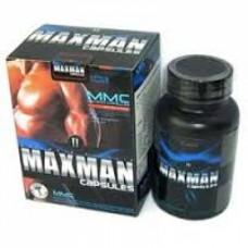 كبسولات ماكس مان المطور max man