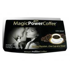 قهوة MAGIC POWER COFFEE القهوة الأولى في العالم المثيره للشهوة الجنسية للرجال