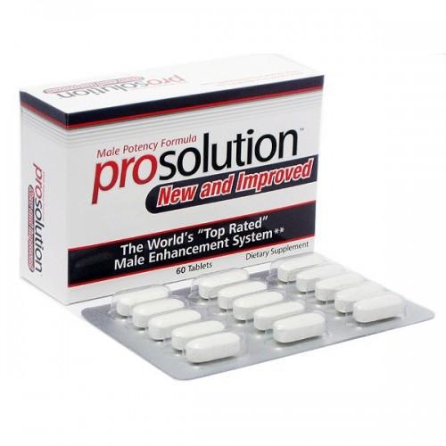 حبوب, بروسلوشن ,الامريكية ,لتكبير ,الذكر ProSolution Pills
